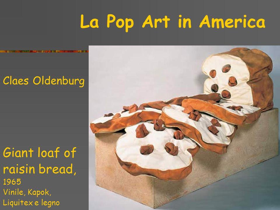 La Pop Art in America Tom Wesselmann Vasca da bagno 3, 1963 Olio su tela, Materiale sintetico e oggetti:porta, asciugamano, cesto di vimini