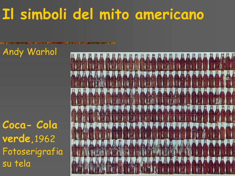 I simboli del mito americano Mimmo Rotella Sfida western, 1963, Collage