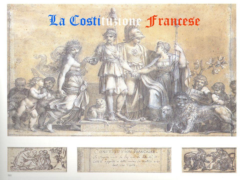 La Costituzione Francese