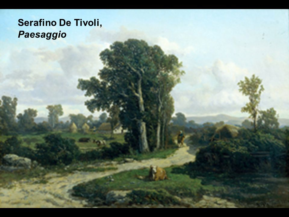 Telemaco Signorini, Non potendo aspettare … (la lettera), 1867.