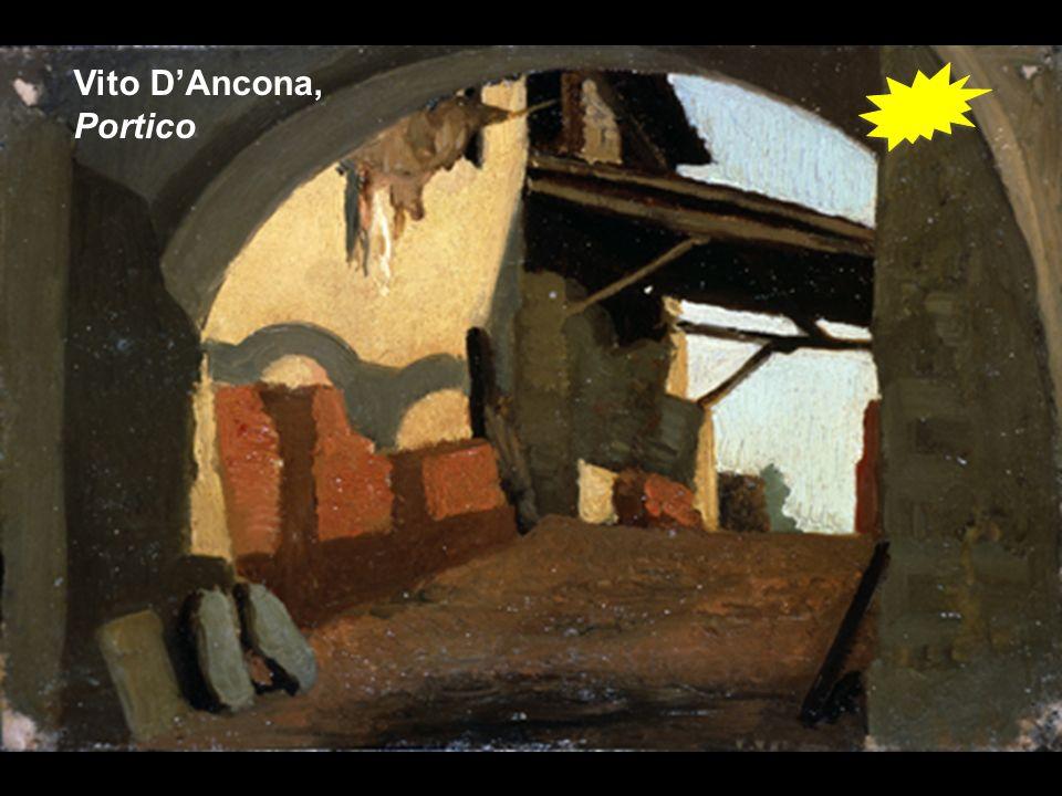 Vito DAncona, Portico