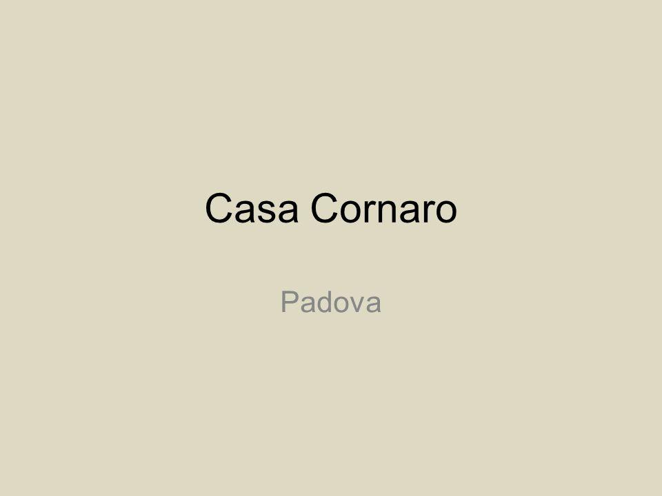 Casa Cornaro Padova