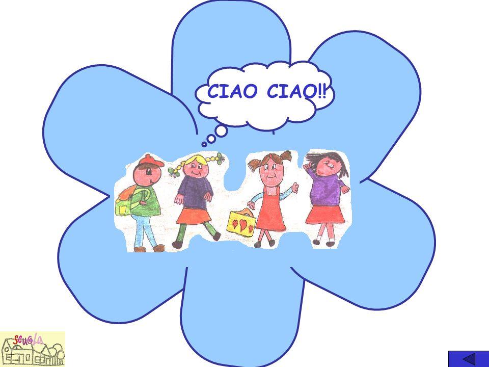 CIAO CIAO!!