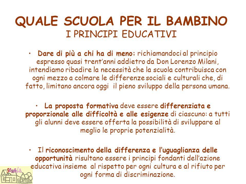 La attività previste sono: educazione alla cittadinanza educazione stradale educazione ambientale educazione alla salute educazione alimentare educazione allaffettività Particolare attenzione viene assegnata alla conoscenza della Costituzione della Repubblica italiana