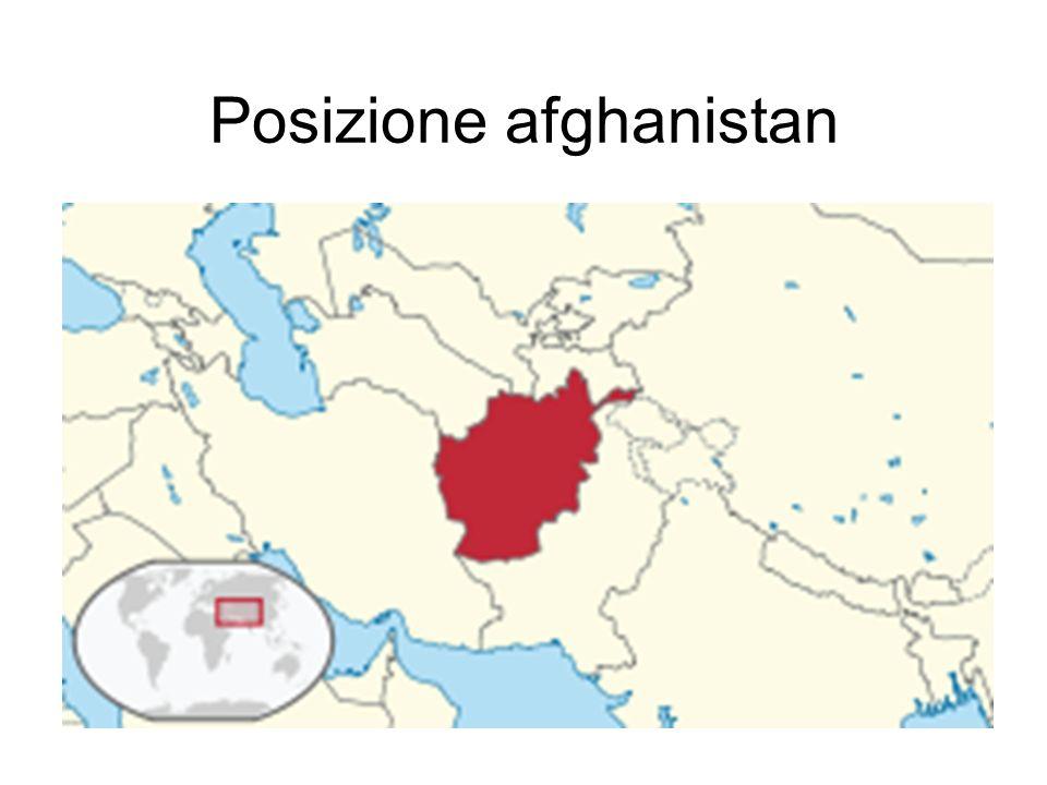 Le stime Il problema delle attuali stime sulla popolazione è che non si sono fatti censimenti in Afghanistan da molti decenni, per cui i dati disponibili sono molto imprecisi.
