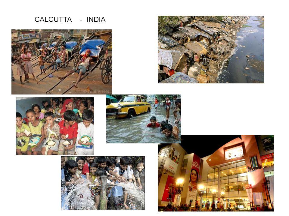 CALCUTTA - INDIA