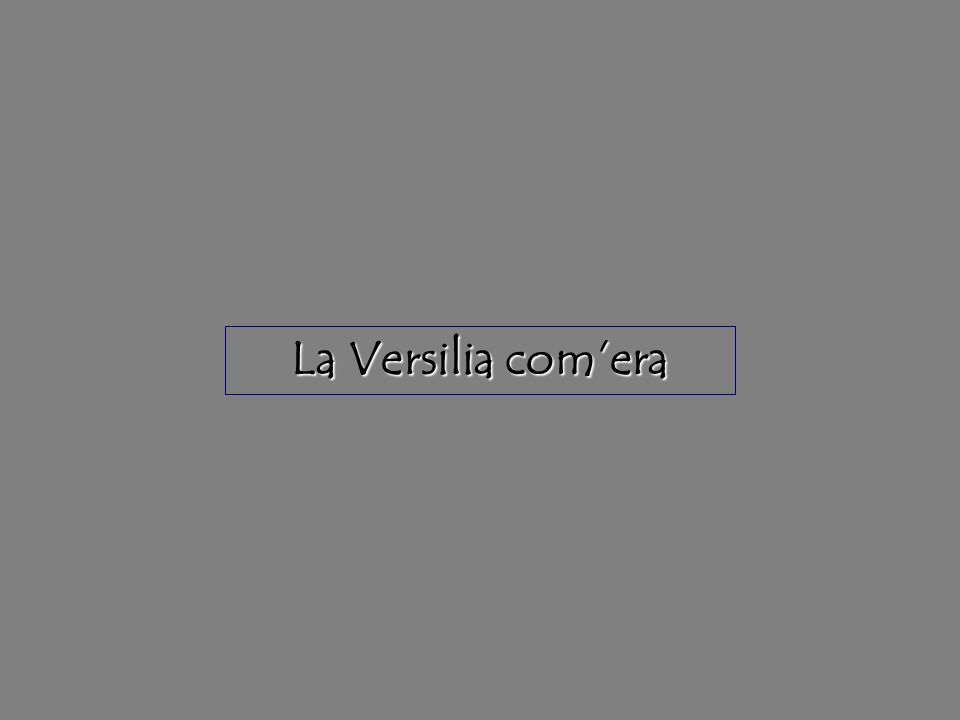 Il Bagno Tosca al Forte dei Marmi