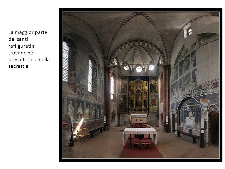 San Biagio Venerato perchè protettore dalle malattie di gola.