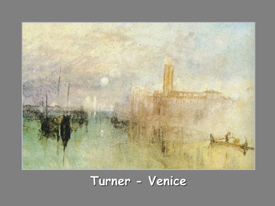 Turner - Venice