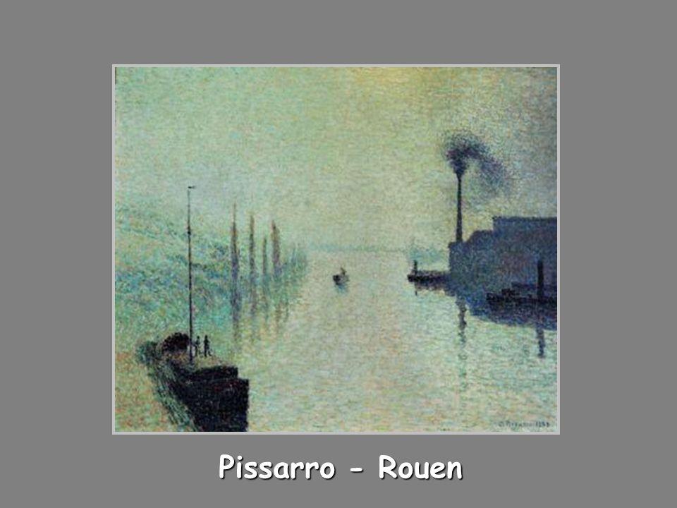 Pissarro - Rouen