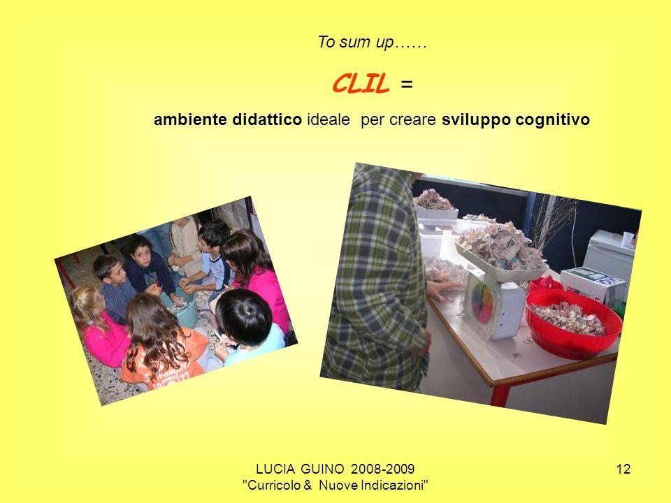 LUCIA GUINO 2008-2009