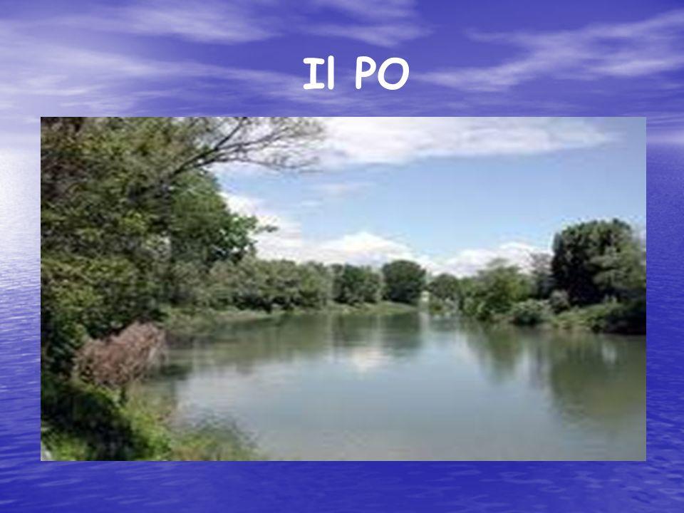 Il Po nasce a Crissolo, a Pian del Re, ai piedi del Monviso ad una altitudine di 2022m.