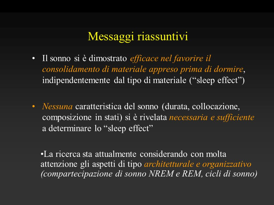 (....) the pre-sleep stimulus is involved in sleep mentation not just once (in a particular stage or sleep type) but many times.