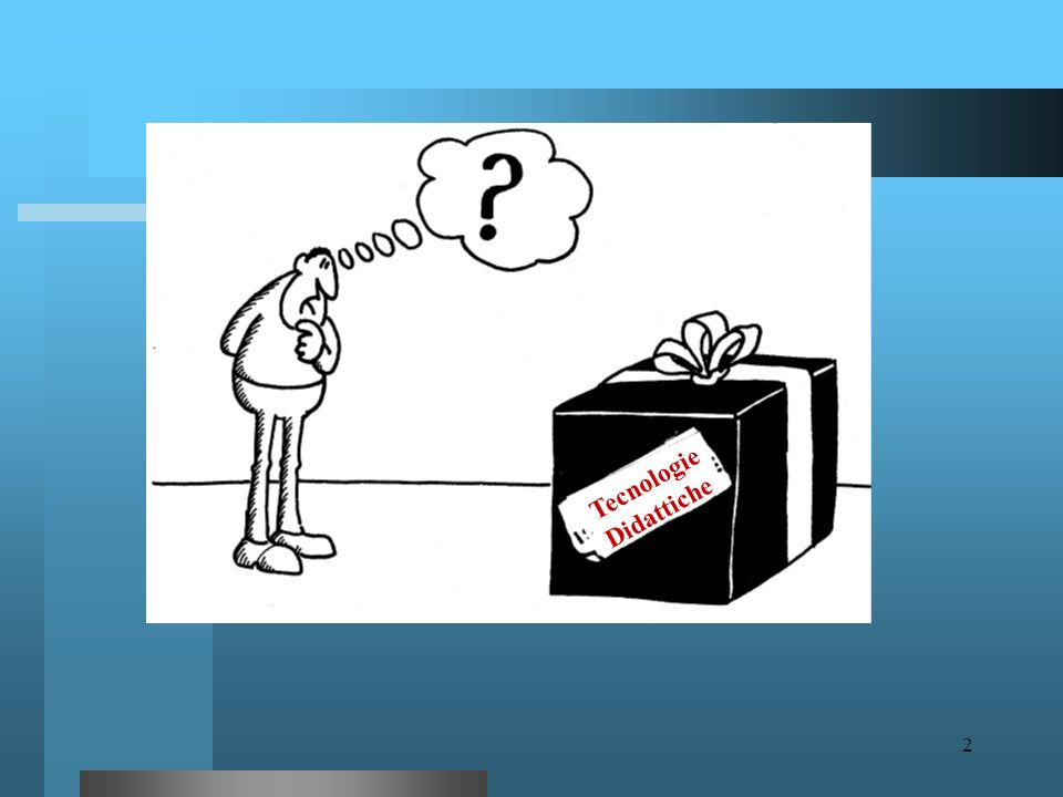 12 Negativo in quanto può generare : Saturazione cognitiva La macchina può assorbire attenzione, produrre overload information e distogliere dal problema Saturazione cognitiva La macchina può assorbire attenzione, produrre overload information e distogliere dal problema Disattivazione cognitiva Lappoggiarsi alla macchina può disabituare il discente ad elaborare i propri processi cognitivi Disattivazione cognitiva Lappoggiarsi alla macchina può disabituare il discente ad elaborare i propri processi cognitivi Positivo in quanto può generare Sinergia Conseguimento di risultati conoscitivi altrimenti inaccessibili Sinergia Conseguimento di risultati conoscitivi altrimenti inaccessibili Consolidamento di strutture cognitive e abilità già esistenti Internalizzazione Fare proprie le funzioni presenti nel mezzo Internalizzazione Fare proprie le funzioni presenti nel mezzo Affioramento di nuovi abiti mentali Affioramento di nuovi abiti mentali