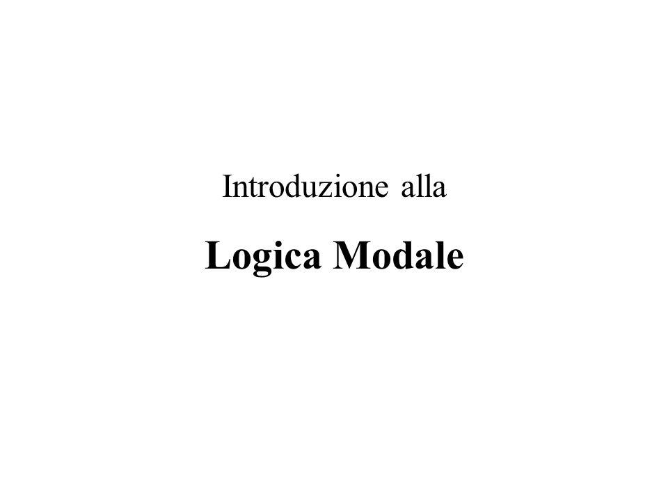 Richiami di logica classica (1) Una Logica è un formalismo che mi permette di rappresentare i fatti del mondo e che mi fornisce dei meccanismi per inferire nuova conoscenza a partire da quella che già conosciamo.
