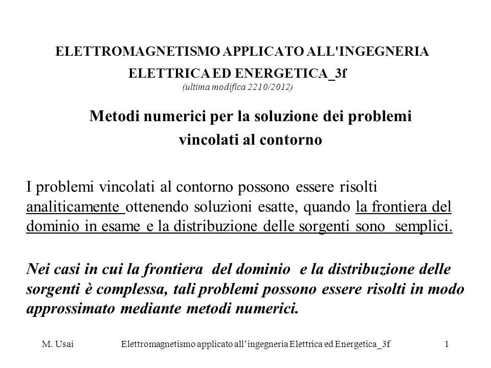 M. UsaiElettromagnetismo applicato allingegneria Elettrica ed Energetica_3f1 ELETTROMAGNETISMO APPLICATO ALL'INGEGNERIA ELETTRICA ED ENERGETICA_3f (ul