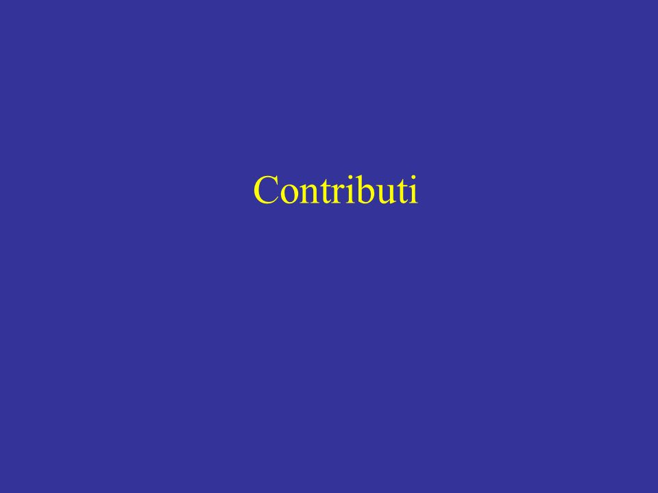 Contributi in c/esercizio e c/capitale Considerare: - Contributi in c/esercizio tipicamente erogati a compensazione di costi o integrazione di ricavi = detrazione dal costo (es.
