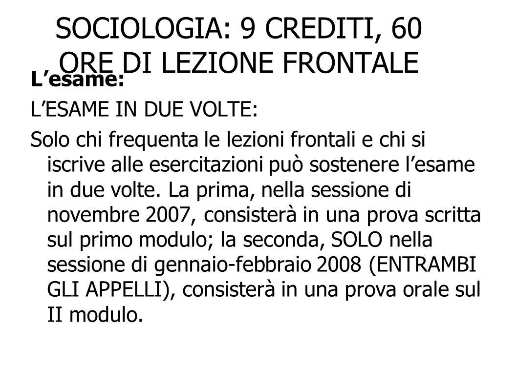 Sfidare il controllo sociale (2) Funzionamento del controllo sociale a.