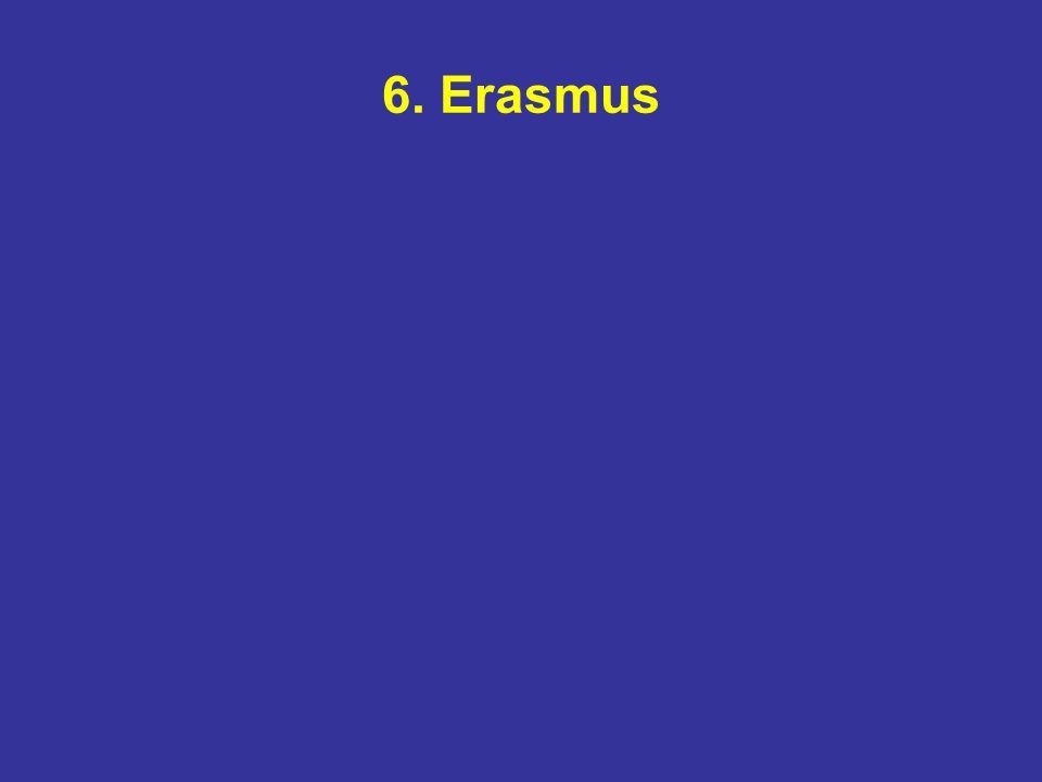 6. Erasmus