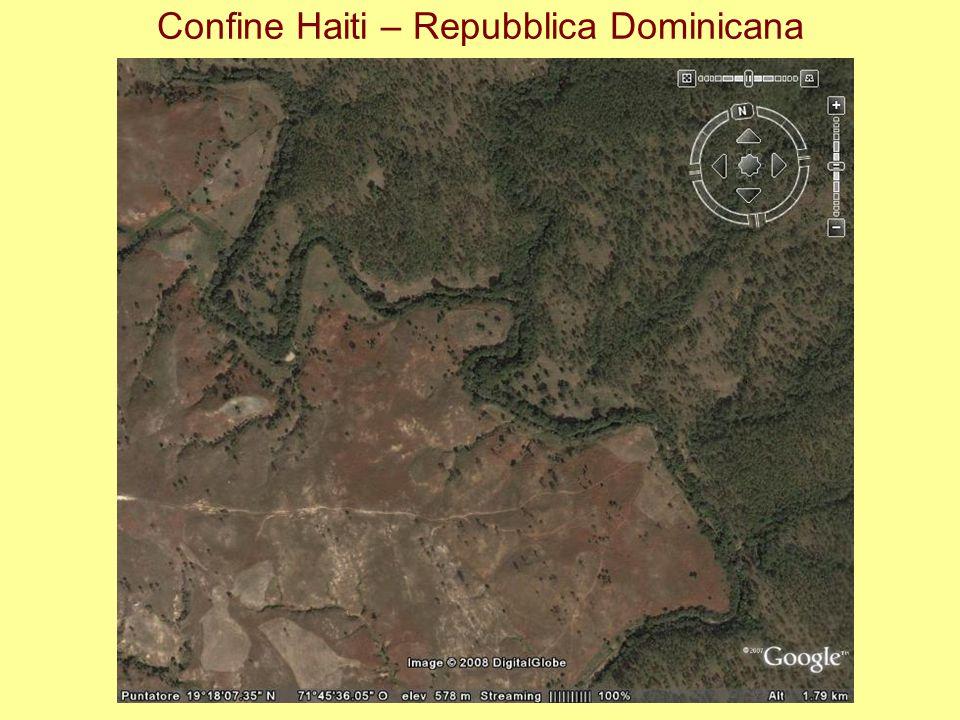 Confine Haiti – Repubblica Dominicana