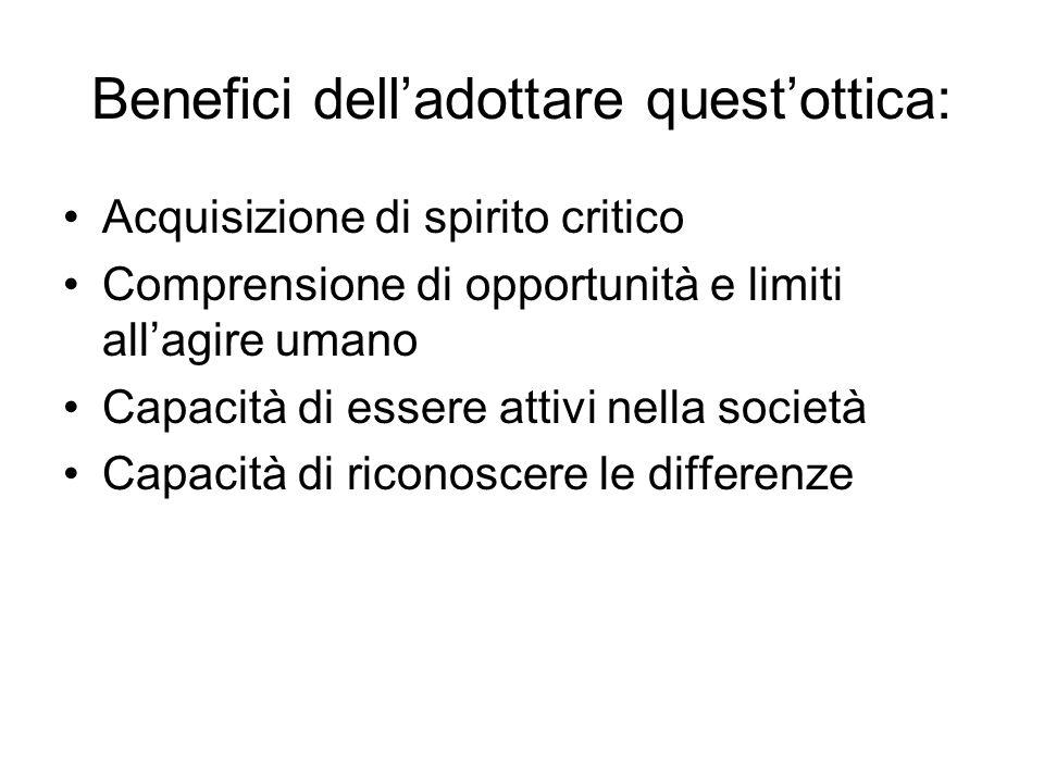 Dialettica agente/struttura: La società è una prigione.