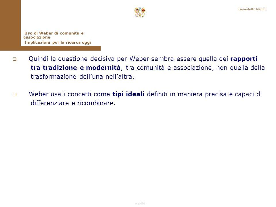 F.Callai Benedetto Meloni Questo rende più semplice luso per spiegare il mutamento.