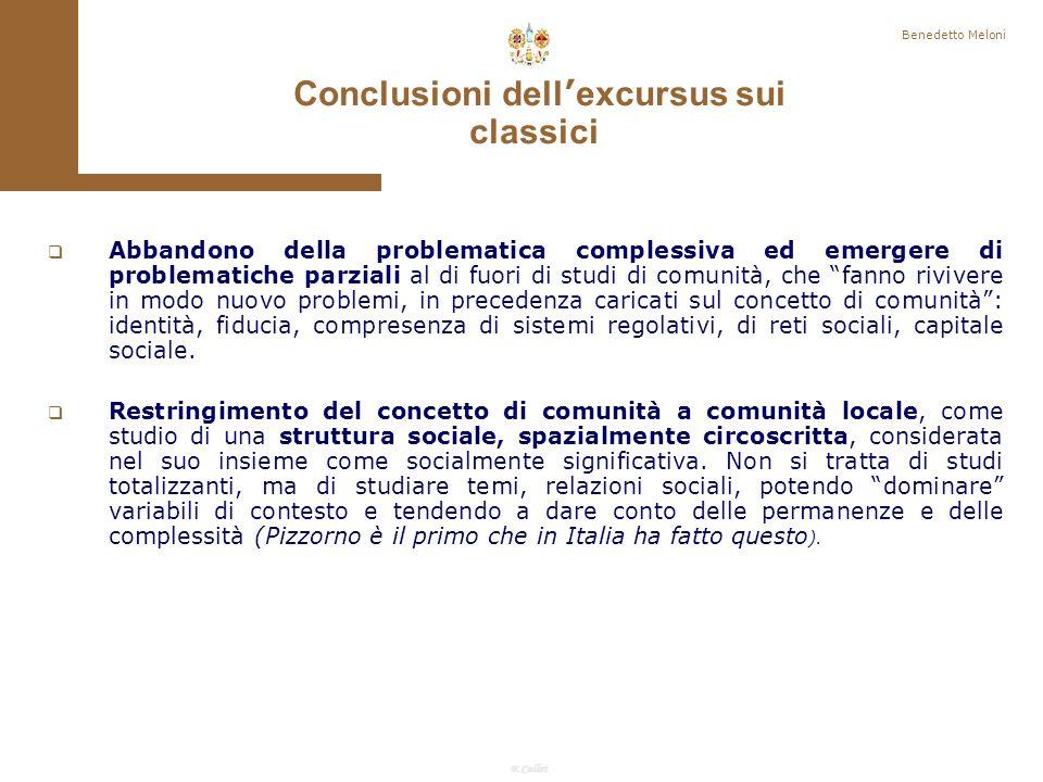 F.Callai Benedetto Meloni E.