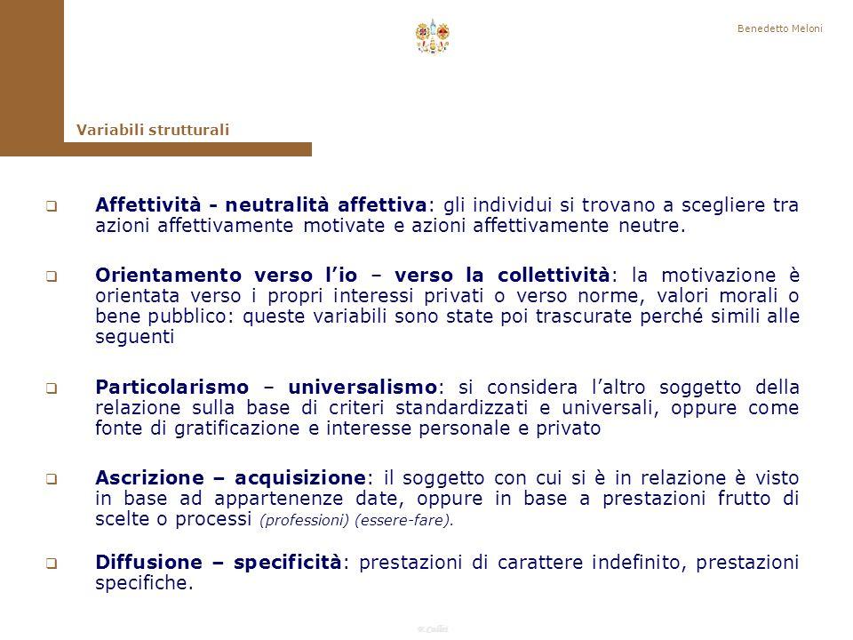 F.Callai Benedetto Meloni Usa comunità in riferimento al tipo di collettività i cui membri condividono unarea territoriale come base delle attività giornaliere (1951 p.