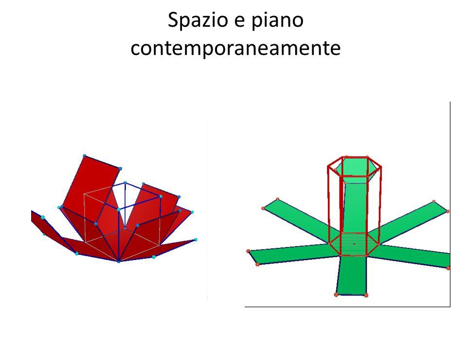 Gli enti geometrici fondamentali: punto di partenza o scoperta.