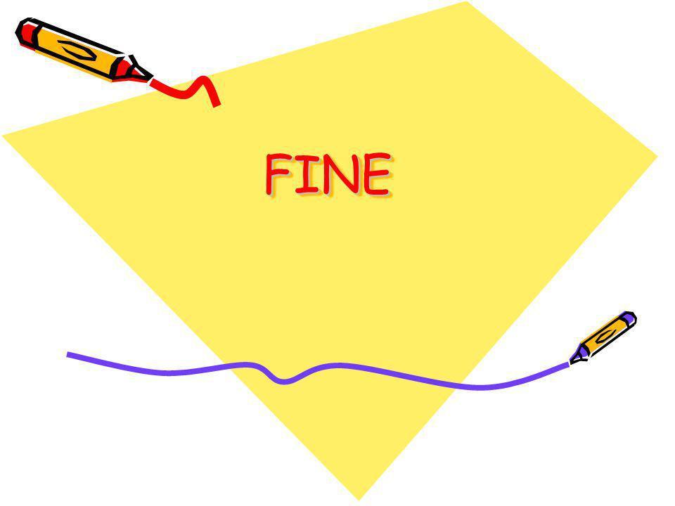 FINEFINE