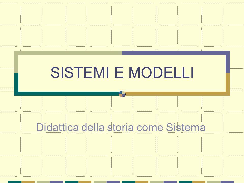 Sistema La denominazione di sistema si ritrova associata a realtà complesse sia nellambito delle scienze sia delle attività umane.