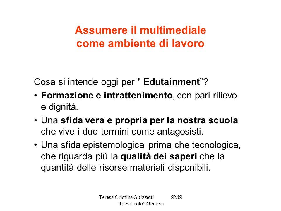 Teresa Cristina Guizzetti SMS