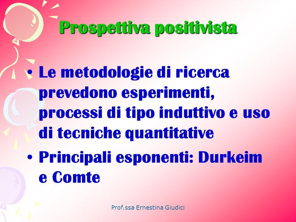 Prof.ssa Ernestina Giudici È un vocabolo utilizzato in sociologia, psicologia, economia, scienza politica, scienza dellinformazione, nellanalisi organizzativa, ecc.