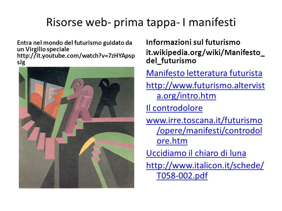 palazzeschi chi sono.E lasciatemi divertire la fontana malata http://www.reportonline.it/index.