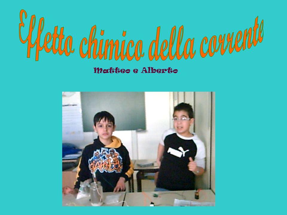 Matteo e Alberto
