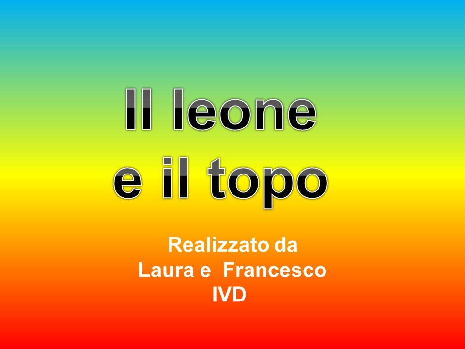 Realizzato da Laura e Francesco IVD