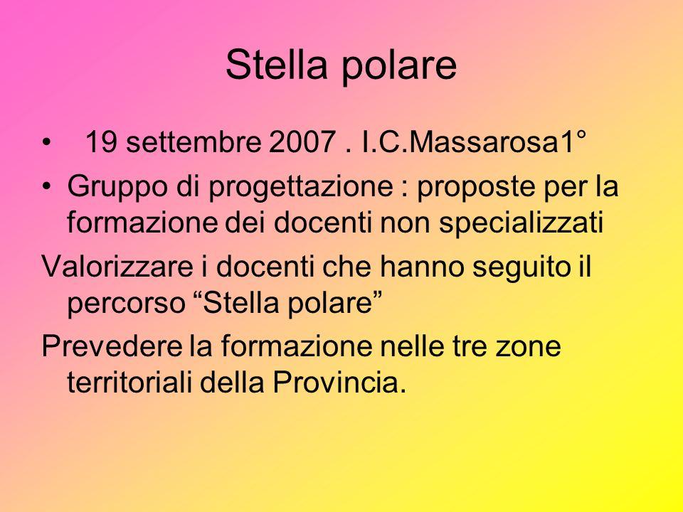 Stella polare 19 settembre 2007.