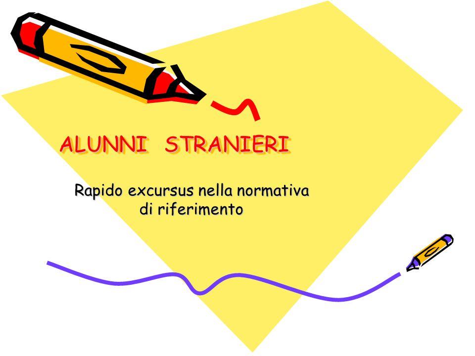 LItalia ha scelto la piena integrazione di tutti nella scuola e leducazione interculturale come suo orizzonte culturale C.M.