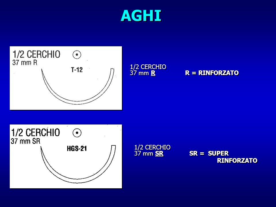 1/2 CERCHIO 37 mm R R = RINFORZATO 1/2 CERCHIO 37 mm R R = RINFORZATO 1/2 CERCHIO 37 mm SR SR = SUPER RINFORZATO 1/2 CERCHIO 37 mm SR SR = SUPER RINFO