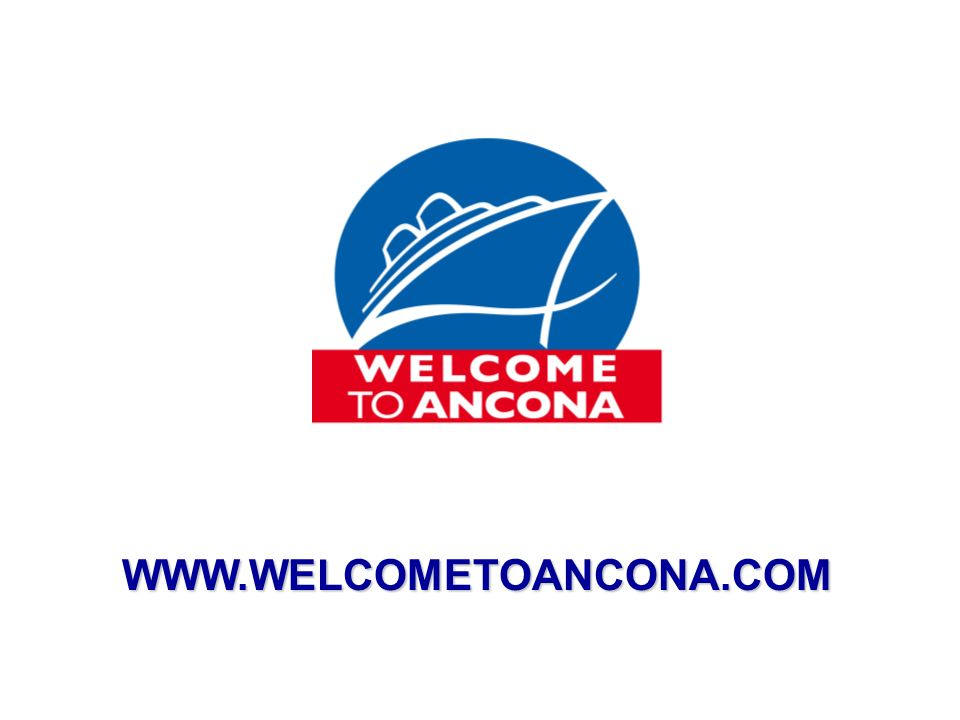 WWW.WELCOMETOANCONA.COM
