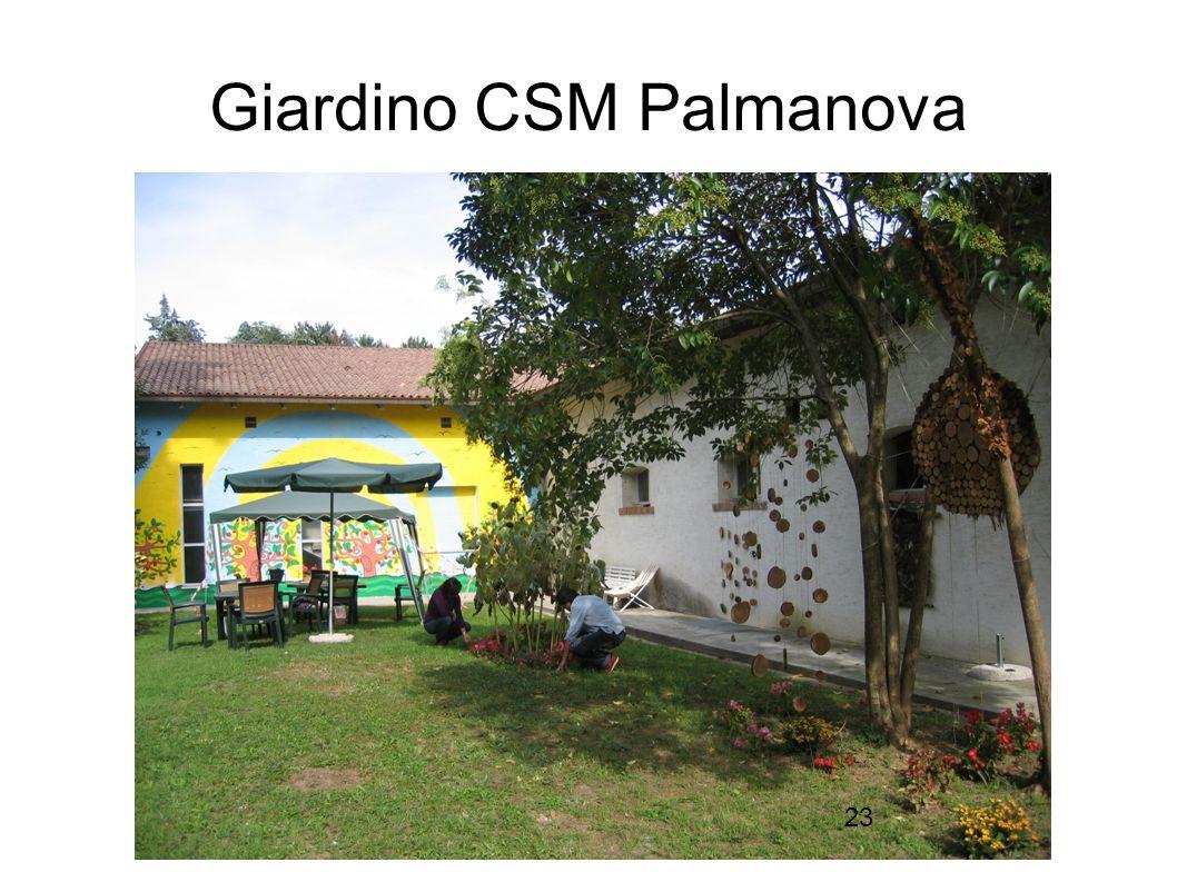 Giardino CSM Palmanova 23