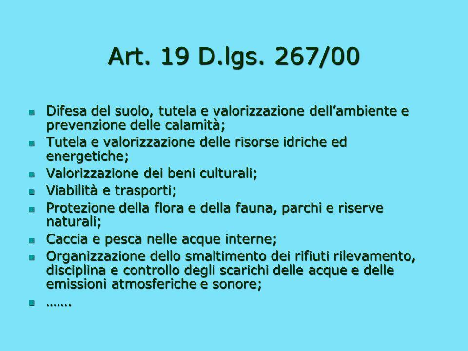Art.19 D.lgs.