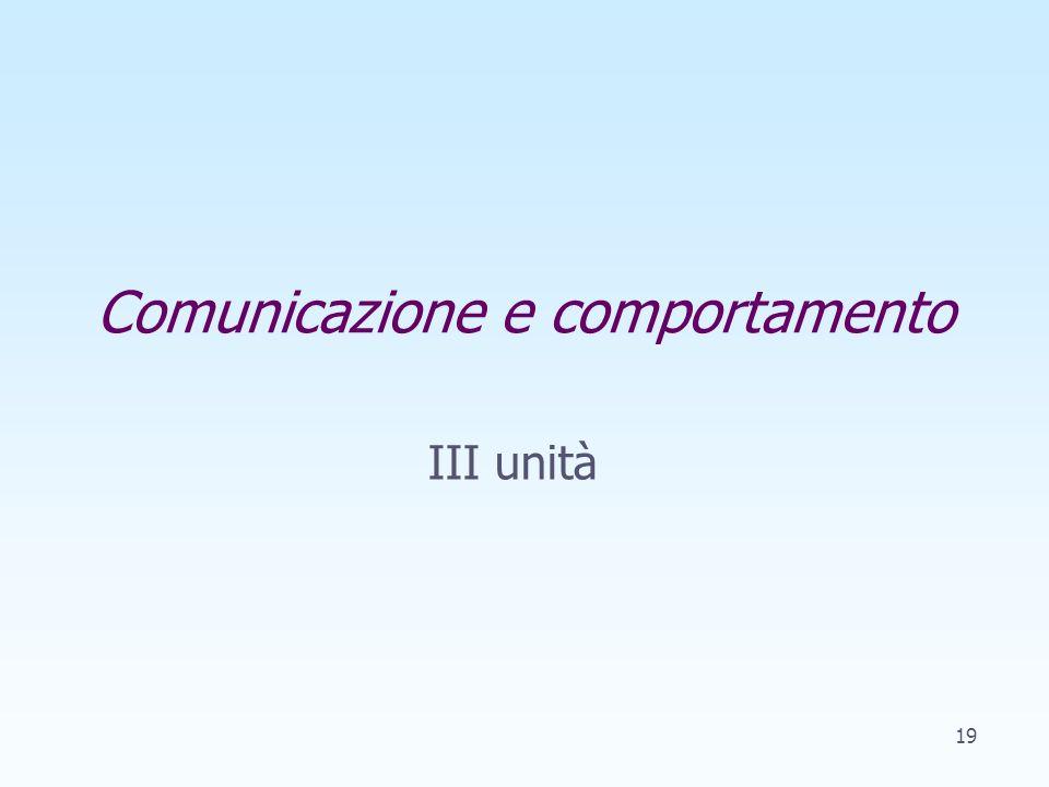 Le barriere nella comunicazione: larco di distorsione ER Arco di distorsione Ciò che intende comunicare Ciò che viene percepito Manager Collaboratore