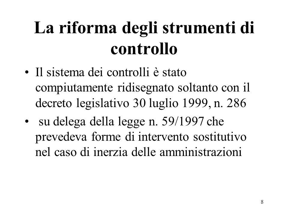 9.La riforma della responsabilità dirigenziale l.