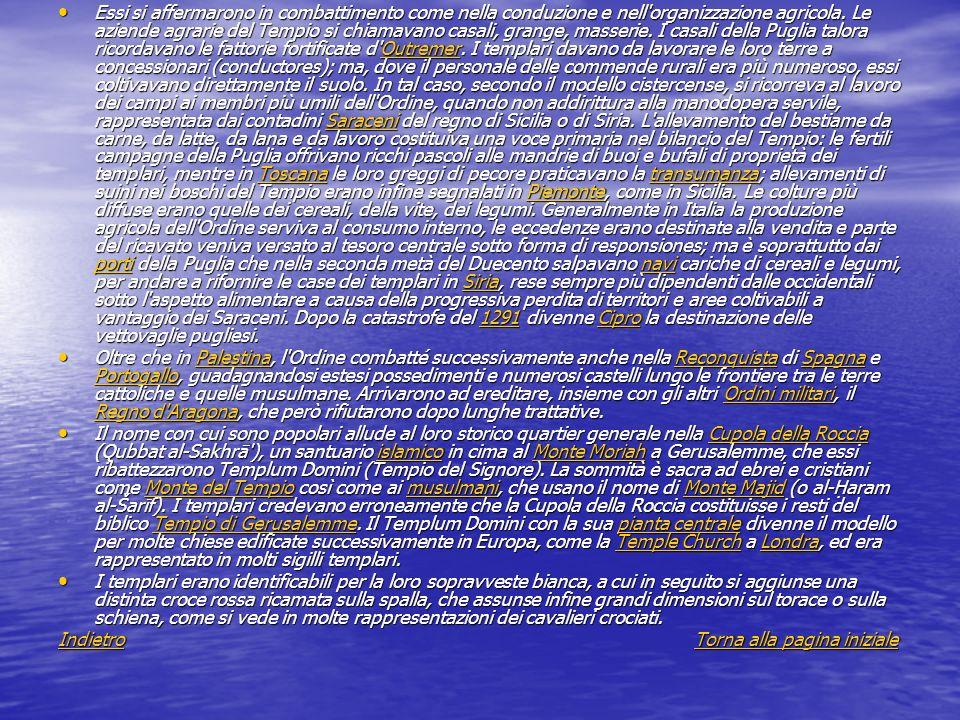 Caduta e soppressione dellordine L Ordine dopo la definitiva perdita di Acri e degli Stati Latini in Terra Santa nel 1291 si avviava al tramonto: la ragione fondamentale per la quale era nato, due secoli prima, era ormai venuta meno.