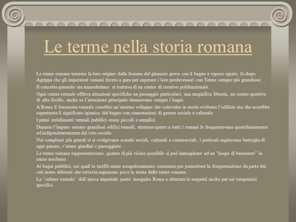 Napoli, Agnano. Terme romane: veduta dallingresso.