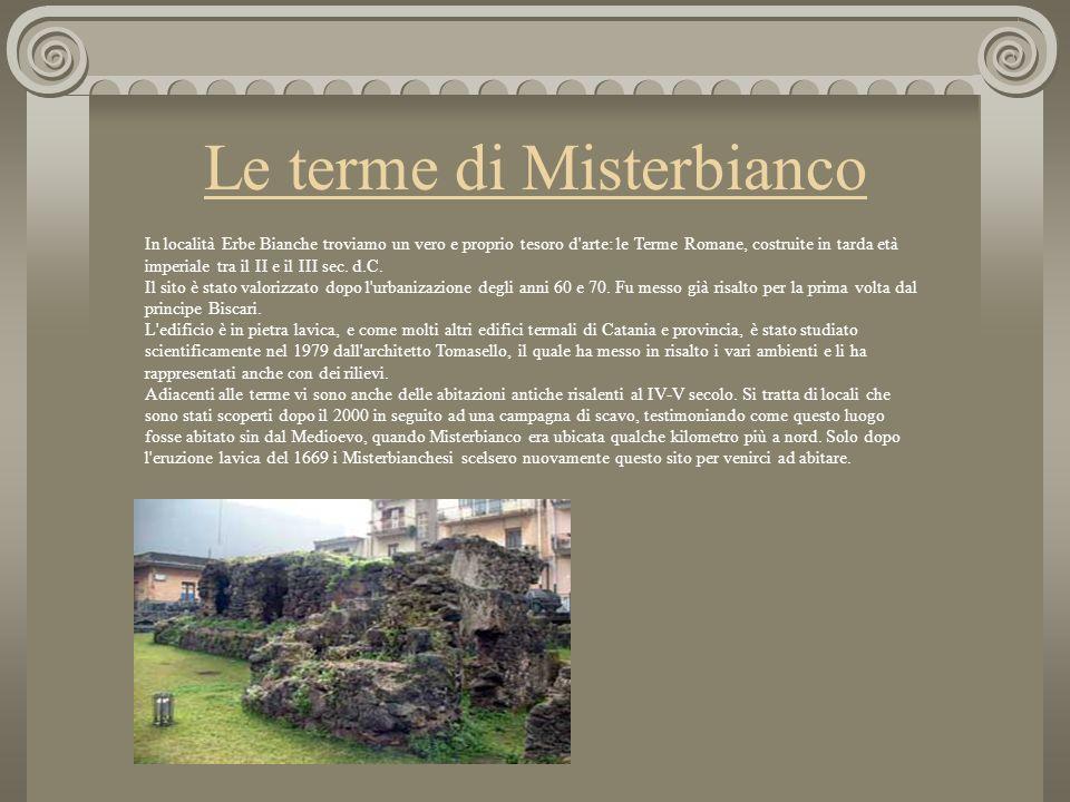 Le terme di Diocleziano Adiacente a Palazzo Massimo si estende la zona archeologica delle Terme di Diocleziano, le più grandiose di Roma, costruite da