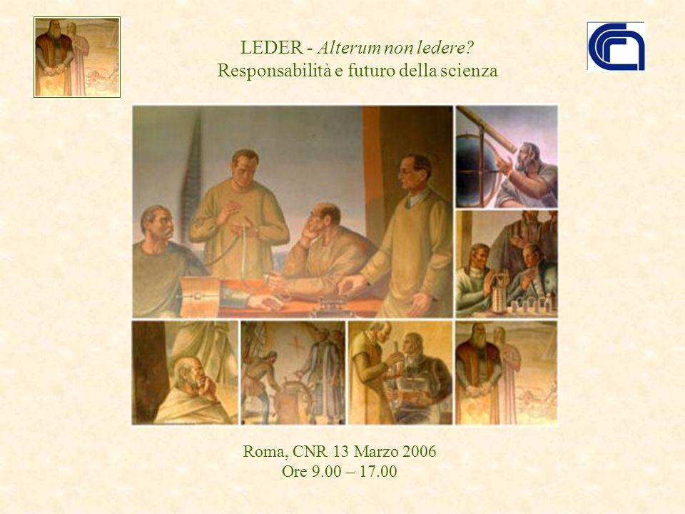 LEDER - Alterum non ledere.