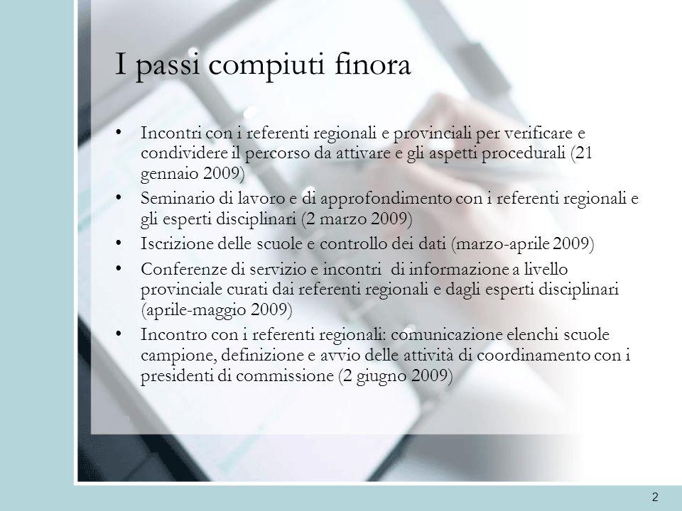 3 La normativa di riferimento Legge n.