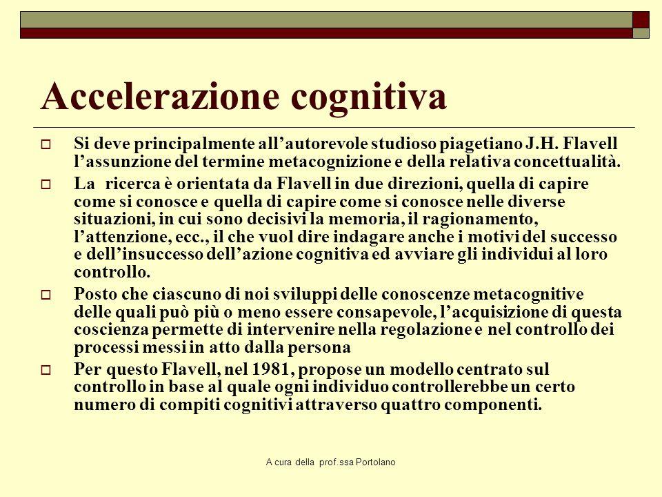 A cura della prof.ssa Portolano Il processo di conoscenza MONDO ESTERNO Rappresentazione mentale Elementi Conglomerati modelli convinzioni OGGETTI
